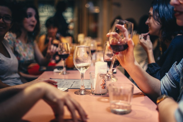 restaurant Auberge du vigneron